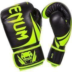 Боксерские перчатки Venum Challenger 2.0 green