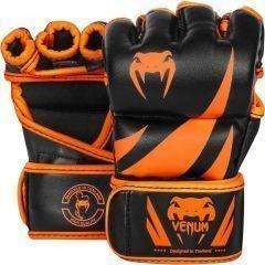 МMA перчатки Venum Challenger orange