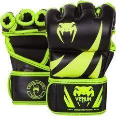 МMA перчатки Venum Challenger green