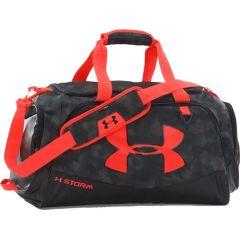 Спортивная сумка Under Armour Storm black - red