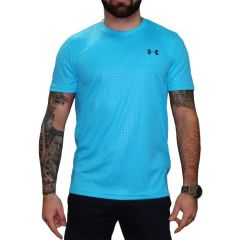 Тренировочная футболка Under Armour HeatGear blue