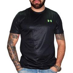 Тренировочная футболка Under Armour HeatGear black