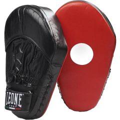 Тренерские лапы Leone black - red