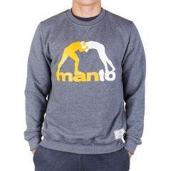 Свитшот Manto Classic Melange