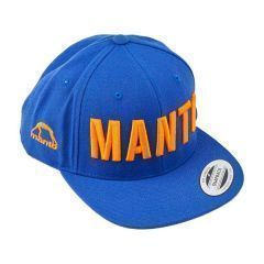 Бейсболка Manto Eazy`17 blue - orange
