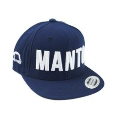 Бейсболка Manto Eazy`17 blue - white