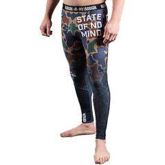 Компрессионные штаны Scramble No Mind