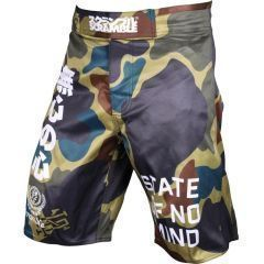 MMA шорты Scramble No Mind Camo