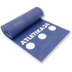 Латексная лента синяя 2,5 м - высокое сопротивление
