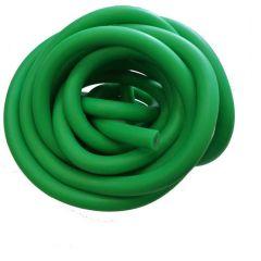 Трубчатый борцовский жгут зеленый