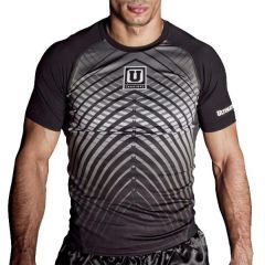 Рашгард Ultimatum Boxing black - gray
