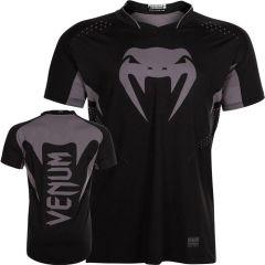 Тренировочная футболка Venum Hurricane X-Fit black