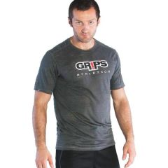 Футболка Grips Athletics Baseline gray