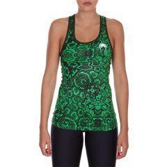Женская тренировочная майка Venum Fusion green
