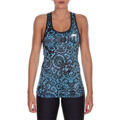 Женская тренировочная майка Venum Fusion blue