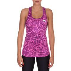 Женская тренировочная майка Venum Fusion pink