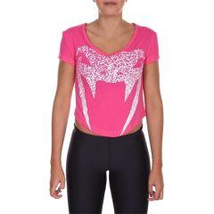 Женская футболка Venum Assault pink