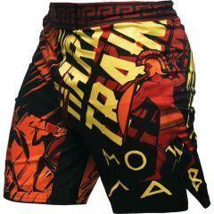 MMA Шорты Hardcore Training Sparta Black