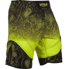 ММА шорты Venum Fusion black - yellow
