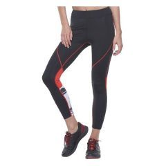 Женские компрессионные штаны Grips Athletics Athletica black - red