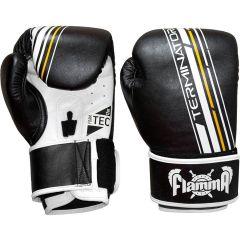 Боксерские перчатки Flamma Terminator black