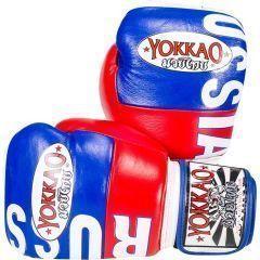 Боксерские перчатки Yokkao Russia