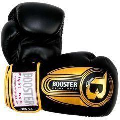 Боксерские перчатки Booster PRO Range black - gold