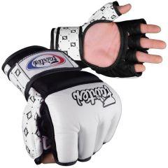 МMA перчатки Fairtex FGV17 white