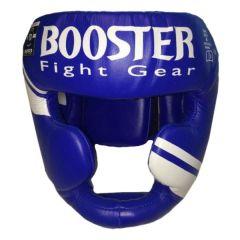 Шлем боксерский Booster blue