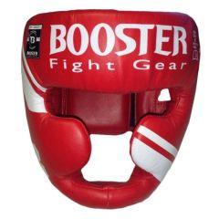 Шлем боксерский Booster red