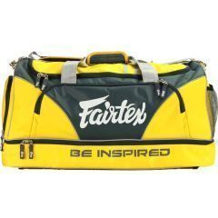 Спортивная сумка Fairtex BAG2 yellow