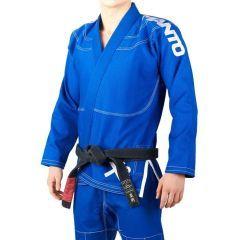 Кимоно (ГИ) для БЖЖ Manto X2 blue