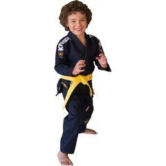 Детское кимоно (ГИ) для БЖЖ Kingz Kimonos Navy Comp 450 V4
