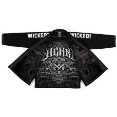 Кимоно (ГИ) для БЖЖ Wicked One Motion black