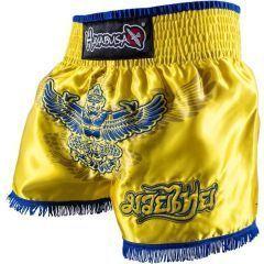 Шорты для тайского бокса Hayabusa Garuda yellow