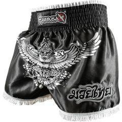 Шорты для тайского бокса Hayabusa Garuda black