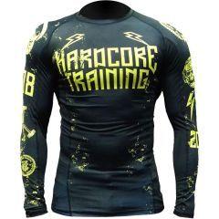 Рашгард Hardcore Training 0820 black