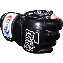 МMA перчатки Fairtex FGV17 black