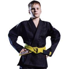 Детское кимоно (ГИ) для БЖЖ JITSU Classic - черное