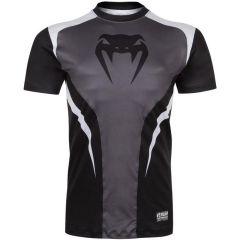 Тренировочная футболка Venum Predator black - gray