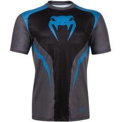 Тренировочная футболка Venum Predator gray - blue