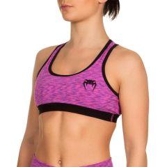 Женский тренировочный топик Venum Heather pink
