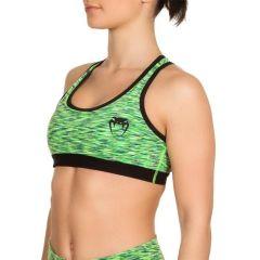 Женский тренировочный топик Venum Heather green