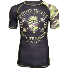 Рашгард Pride Or Die Raw Training