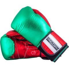 Боксерские перчатки Ultimatum Boxing Gen3Pro Mexican Green