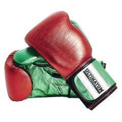 Боксерские перчатки Ultimatum Boxing Gen3Pro Mexican Red
