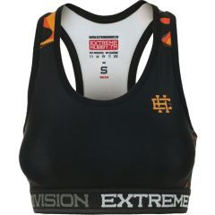 Женский тренировочный топик Extreme Hobby Workout Orange