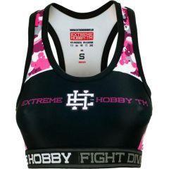 Женский тренировочный топик Extreme Hobby Workout Teddy Bear
