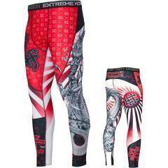 Компрессионные штаны Extreme Hobby Yakuza