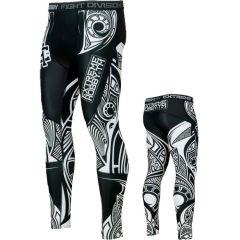 Компрессионные штаны Extreme Hobby Moko